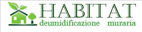 Deumidificazione Muraria Habitat Logo