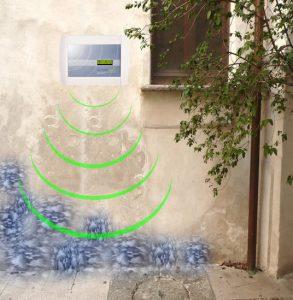 sistema contro umidità muri